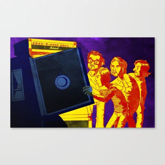 """Bankrupt!"" by Dmitri Jackson Canvas Print"