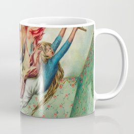 Avatar (All the tricks a girl has to do) by Dorothea Tanning Coffee Mug
