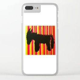 Donkey Piñata Clear iPhone Case