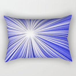 A splash of light Rectangular Pillow