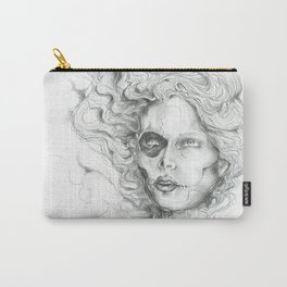 Wisp Skull Carry-All Pouch