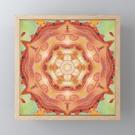 Mandalas of Forgiveness & Release 12 Framed Mini Art Print