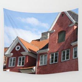 Copenhagen Sun Wall Tapestry