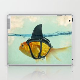 Goldfish Laptop Skins | Society6