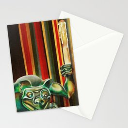 "Disneyland Haunted Mansion inspired ""Wall-To-Wall Creeps No.2"" Stationery Cards"