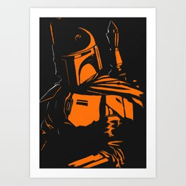 Want to negotiate an Ion Cannon? Art Print
