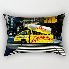 streetcar Rectangular Pillow