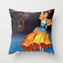 Andalucía Throw Pillow