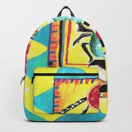 Scarab stone Backpack