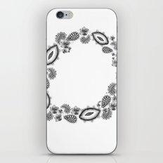 Inner circle iPhone & iPod Skin