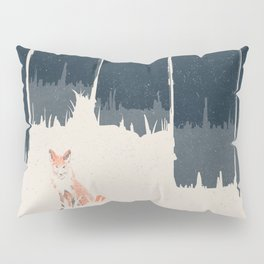 A Fox in the Wild... Pillow Sham
