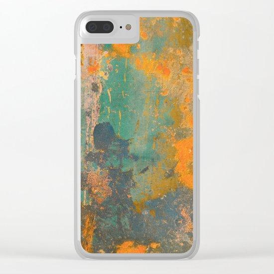Corrupted Mind Clear iPhone Case