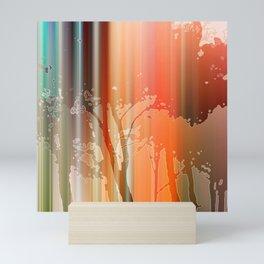 Rainbow lights - Eden Collection Mini Art Print