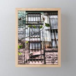 Bad Paint Job Framed Mini Art Print