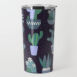 Go sit on a cactus! Travel Mug