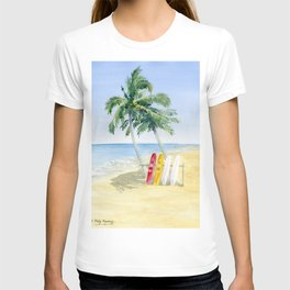 Tropical View T-shirt