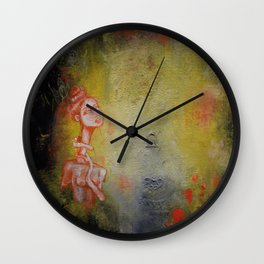 Silenced Wall Clock