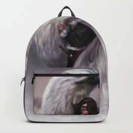 Fantasy Griffin Fantasy Animals Creature Opinicus Backpack