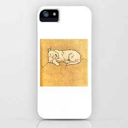 Dogs Large and Small, Ideal for Dog Lovers (61) iPhone Case