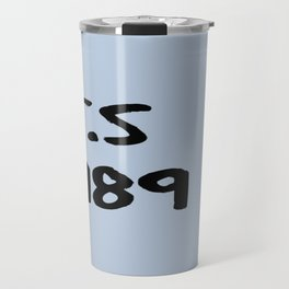 T.S 1989 IPhone Case Travel Mug