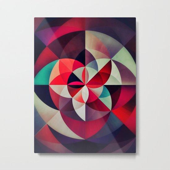 flyryl smysh Metal Print
