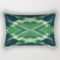 Forest Explosion Rectangular Pillow