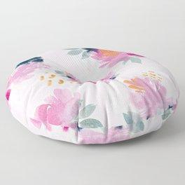 Lilac Love Floor Pillow