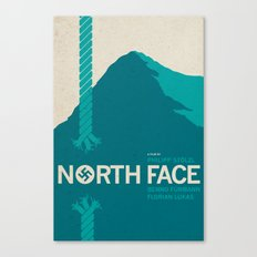 North Face Canvas Print