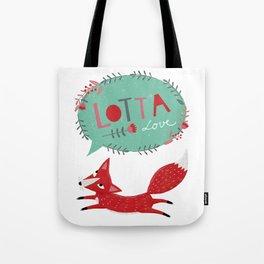 Lotta Love Tote Bag
