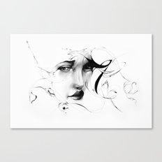 Line 5 Canvas Print
