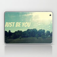 and nothing else Laptop & iPad Skin