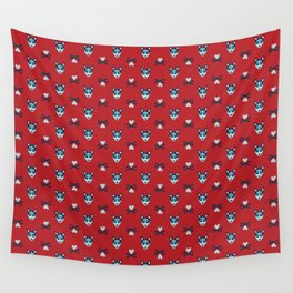 doggone it (red) Wall Tapestry