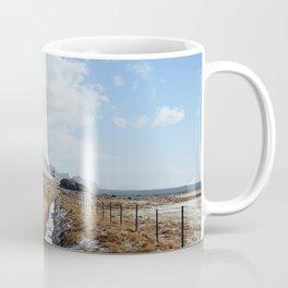 Ocean to Sky in the East Fjords Coffee Mug