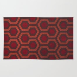 the Shining Rug & Room 237 Rug