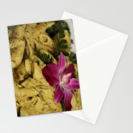 Penne Pasta Dish Stationery Cards