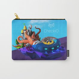 CheckiO + Epire of Code Carry-All Pouch