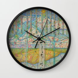 Let Us Do Our Best Even If It Gets Us Nowhere Wall Clock
