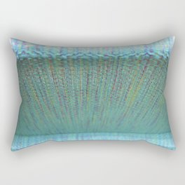 Magic on the loom Rectangular Pillow