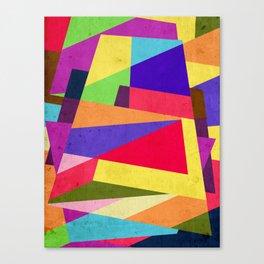 Vestido 04 Canvas Print
