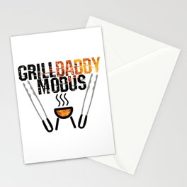 Grill Daddy Modus Stationery Cards