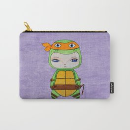 A Boy - Michelangelo TMNT Carry-All Pouch