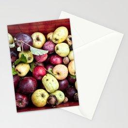 Mele | Apples Stationery Cards