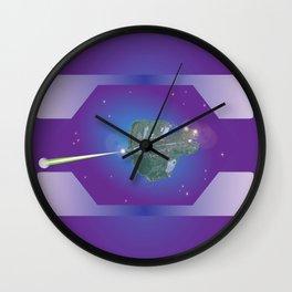 Unidentified Ship 1 Wall Clock