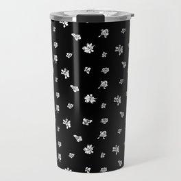 Capo Blanco - Black Travel Mug