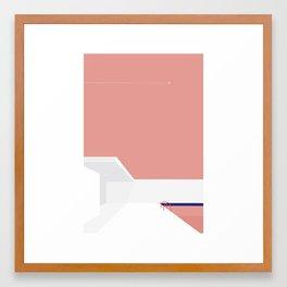 MODERNITET Framed Art Print