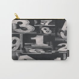 Number Crazy #1-10 Carry-All Pouch