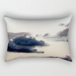 Cloudy Sky II Rectangular Pillow