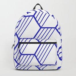 LYLA ((berry blue)) Backpack