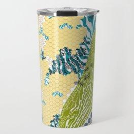 Beehive Island Travel Mug