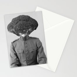 Soldier Broccoli. 1901. Stationery Cards